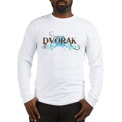 DVORAK grunge Long Sleeve T-Shirt
