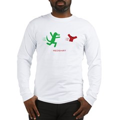 redshirt_bk Long Sleeve T-Shirt