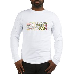 Ahh! Tea! Long Sleeve T-Shirt