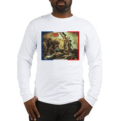 Bastille Day Long Sleeve T-Shirt
