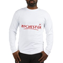 Team Edward Rochester Men's Long Sleeve T-Shirt