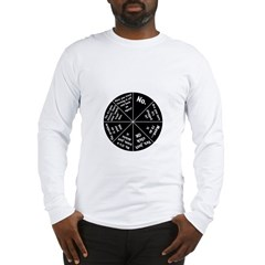 IT Response Wheel Long Sleeve T-Shirt