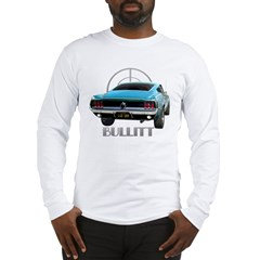 BULLITT JZZ 109 Long Sleeve T-Shirt