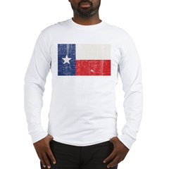 Texas_shirt_dark Long Sleeve T-Shirt