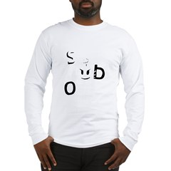Sex Bob-omb Dark Shirt Long Sleeve T-Shirt
