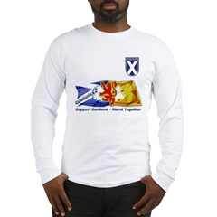 Stand Together Tartan Army Long Sleeve T-Shirt