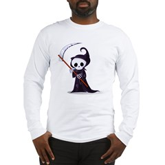 Its Death! Long Sleeve T-Shirt
