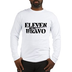 11B Eleven Bravo Shir Long Sleeve T-Shirt