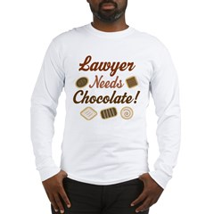 Lawyer Gift Funny Long Sleeve T-Shirt