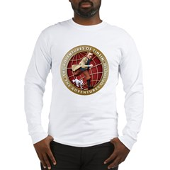 Adventures of Tintin Long Sleeve T-Shirt