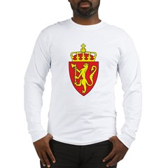 Norway Coat Of Arms Long Sleeve T-Shirt