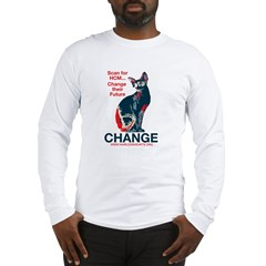 CHANGE - HCM Awareness Long Sleeve T-Shirt