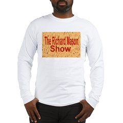 Richard Mason Show Logo Long Sleeve T-Shirt