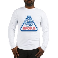 apollo_patch_lt_lg Long Sleeve T-Shirt