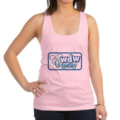 WDW Today Racerback Tank Top
