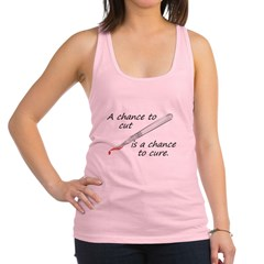 Cure Racerback Tank Top
