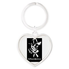 @GhostPolitics Heart Keychain