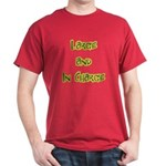 Large And In Charge Cardinal Red T-Shirt