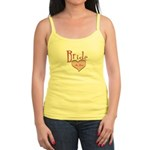 Bride in Love Jr. Spaghetti Tank