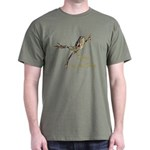 Dance of the Frog Dark T-Shirt