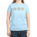 Cool Mod Mom Dots Mother's Day Women's Light T-Shi