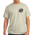 Mom Name Brand Apparel Logo Light T-Shirt