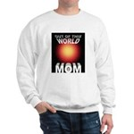 Out of this World Sci-Fi Mom Sweatshirt