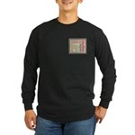 Mother Plaque with Hearts Mother's Long Sleeve Dar