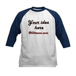 Personalized Customized Kids Baseball Jersey