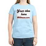 Personalized Customized Women's Light T-Shirt
