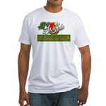 Illegals: Un-American Draft Fitted T-Shirt