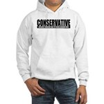 Because Someone's Gotta Work Hooded Sweatshirt