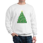 Celtic Christmas Tree Sweatshirt