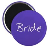 "Casual Bride 2.25"" Magnet (10 pack)"
