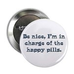 """Pharmacist nurse gifts 2.25"""" Button (10 pack)"""