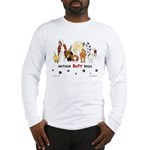 Dog Pack AKC Breeds Long Sleeve T-Shirt
