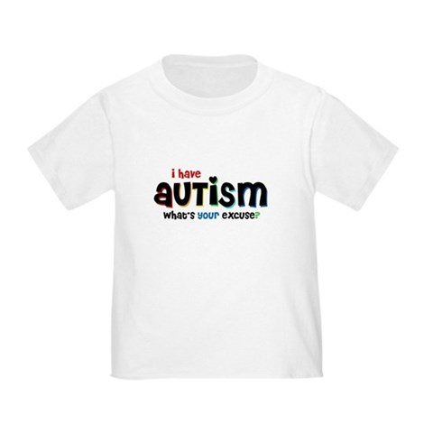 I Have Autism - T
