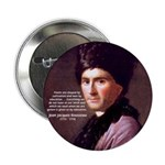 "Jean Jacques Rousseau: Education 2.25"" Button (100"
