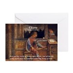 Cicero: God Nature Greeting Cards (Pk of 10)