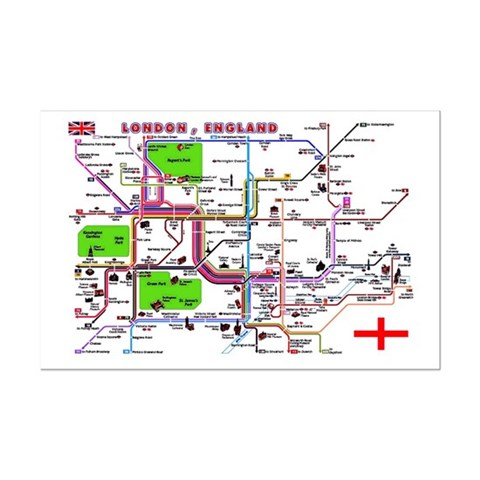 london map tourist. Tourist Map of London,