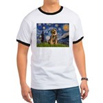 Starry Night / Border Terrier Ringer T