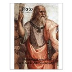 Plato Education: Small Poster