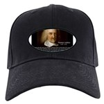 Thomas Hobbes: War Black Cap