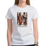 Plato Aristotle Philosophy Women's T-Shirt