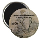 "Lao Tzu Philosophy of Tao 2.25"" Magnet (10 pack)"