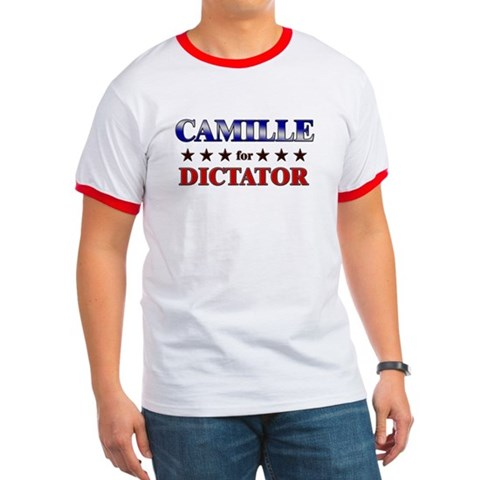 CAMILLE for dictator T