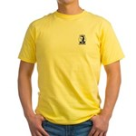 Mike Huckabee is my homeboy Yellow T-Shirt