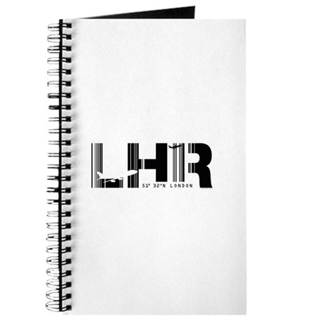 London LHR Heathrow Airport Code Journal