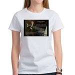 Sir Isaac Newton: Gravity Women's T-Shirt