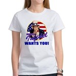 Uncle Infidel Wants You Women's T-Shirt